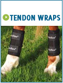 tendon wraps